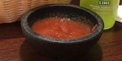 Salsa was delicous!